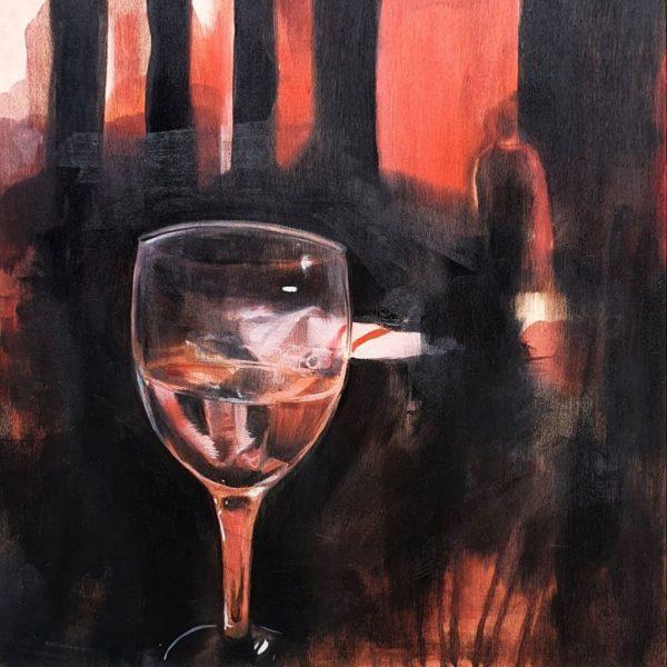Original painting - Sarah Hardy
